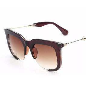 aad39883cf925 Oculos Rasoir Aberto - Óculos De Sol Sem lente polarizada no Mercado ...