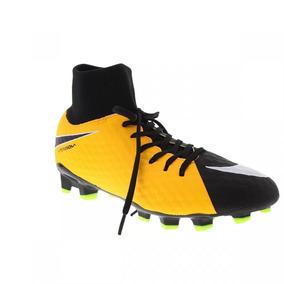 Chuteira Nike Hypervenom Phelon Campo Laranja E Preta - Chuteiras no ... b3dad8ad7e095