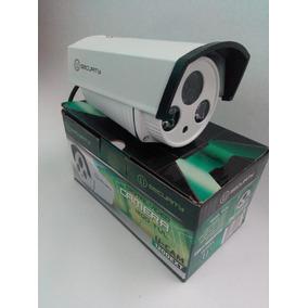 Camara Exterior 1200tvl 6mm Con Base 1/3 Sony U Security