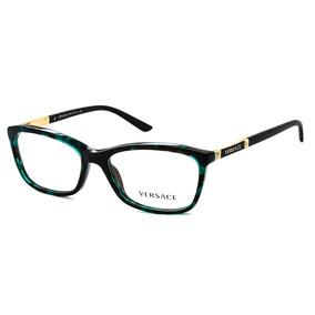 Óculos Versace Eyeglasses Ve 3186 5067 Fuxia 52mm - Óculos no ... 9c2e57980c