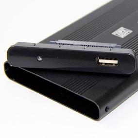 Kit 2 Case Gaveta Hd Externo Notebook Jogos Playstation Xbox