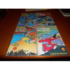 Hq Batman O Cavaleiro Das Trevas. Frank Miller, Completa.