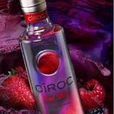 Vodka Ciroc Red Berry 750ml Original Por Hgc