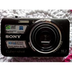 Máquina Digital Sony Cybershot Dsc-wx7 16,2 Mega Pixels