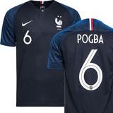 Nova Camisa França Azul Home Seleção Francesa Nike Oficial - Camisas ... 9d01842e35bc5