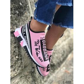 Zapatos Deportivos Damas Preciosos + Colores + Envío Gratis
