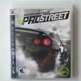 Need For Speed Pro Street Ps3 Mídia Física Original Perfeito