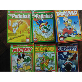 Almanaque Disney (formato Novo) - 38 Edições