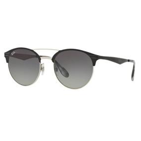 Oculos Sol Ray Ban Rb3545 900411 54mm Preto Lt Cinza Degradê 0880600fba