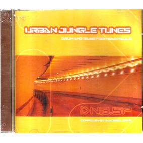 Cd Urban Jungle Tunes Dj Cebolinha Drum Bass From São Paulo