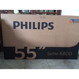 Vendo Smart Tv Philips 55 Ultra Hd. Android Tv