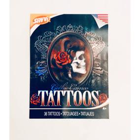Tatuajes Temporales Halloween