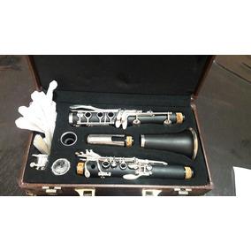 Clarinete Sib Lincoln Winds Deluxe + Accesorios