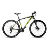 Bicicleta Mountain Bike Topmega Sunshine R29 21v Shimano