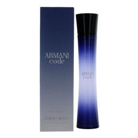 4217ffed98b Perfume Armani Code Feminino 75ml Edp - Perfumes no Mercado Livre Brasil