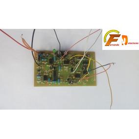 Placa Montada Detector De Metais Pi Polonês