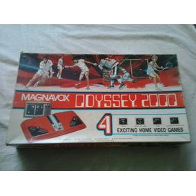 Console Odyssey 2000 Console Odyssey Games Antigos