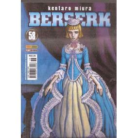 Berserk Nº 58 - Kentaro Miura Mangá