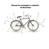 Manual E-book Montagem Manutenção De Bikes Envio On Line