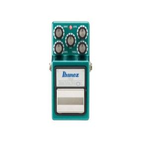 Pedal P/ Baixo Ibanez Bass Tube Screamer Ts9b + Nf