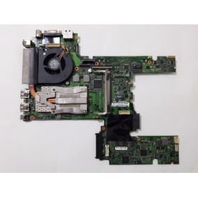 Placa Mãe Notebook Hp 6535b C/ Cooler E Processador