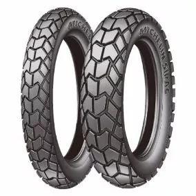 Par Pneu 275-18 + 100/90-18 Michelin Sirac Titan Fan 125/150