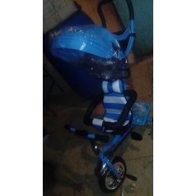 Triciclo Tipo Coche Para Niño