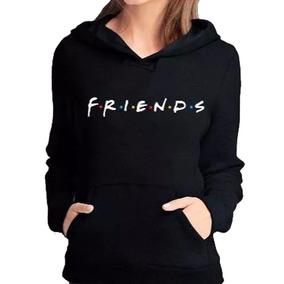 Moletom Blusa De Frio Casaco Personalizado Séries Friends