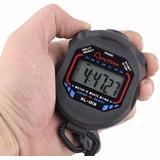 7d1ae95213f Cronômetro Progressivo De Mão C  Corda Digital Alarme Hora