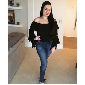 Fazedor De Pompom - Blusas para Feminino no Mercado Livre Brasil 699331a1b0d