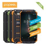 Poptel P9000 Max Teléfono Móvil 4g Teléfono 9000mah Ip68