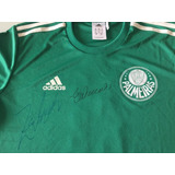Camisa Palmeiras 200 Edmundo Autografada - Camisas de Times ... bcf507ed10bda