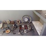 Lote De Motores,modulos E Carreg. Para Bicicletas Eletricas