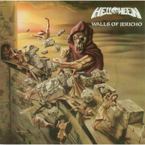 Helloween Walls Of Jericho 2 Cd Nuevo En Stock Original