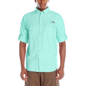 Columbia Camisa Sun Proteccion Xl Amplia Checar Medidas