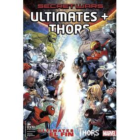 Secret Wars 9 Ultimates / Thor - Ovni Press