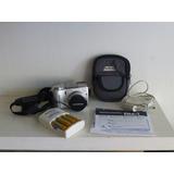 Cámara Digital Olympus C-250 Control Remoto 4 Megapixeles