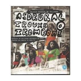 Livro Asdrubal Trouxe O Trombone Dvd Heloísa Buarque - 1 Ed
