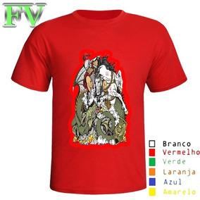 Camisa De Sao Jorge Vermelha - Camisetas e Blusas no Mercado Livre ... 8f253256758bb
