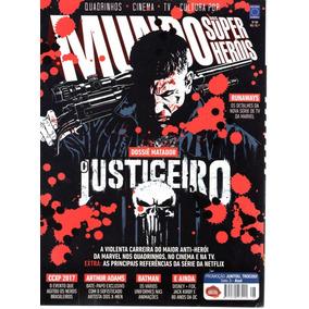 Mundo Dos Super-herois 96 - Europa - Bonellihq Cx401 I18