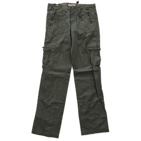 Pantalon Cargo Para Dama, A048207