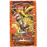 400 Cards Dragon Ball Z Super = 100 Pacotes Fechados