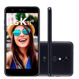 Smartphone Lg K11 Alpha Preto Tela De 5.3 16gb 8mp X410