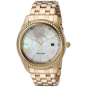 add9a60a37cc8 Reloj Citizen Par A Dama Acero - Relojes en Mercado Libre México