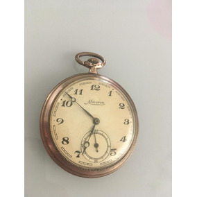 9d33f272012 Relogio De Bolso Antigo - Relógios no Mercado Livre Brasil