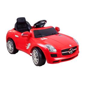 Kidscool Auto A Batería Mercedes Benz Rojo