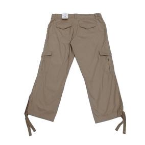 903e84ff2b Pantalon Pescador W Bethany Crop Cargo Color Camel