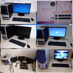 Computadoras I5g Con 4 Gb Ram 320 Disco Y 1 Gb Video