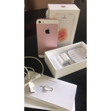 Iphone Se Pink Gold 32gb Casi Nuevo (1 Mes)