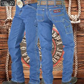 Calça Carpinteira Masculina Cowboy 120x Destroy cabe2a47813